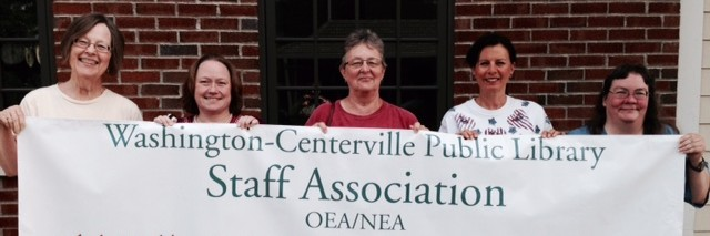 Washington-Centerville Public Library Staff Association